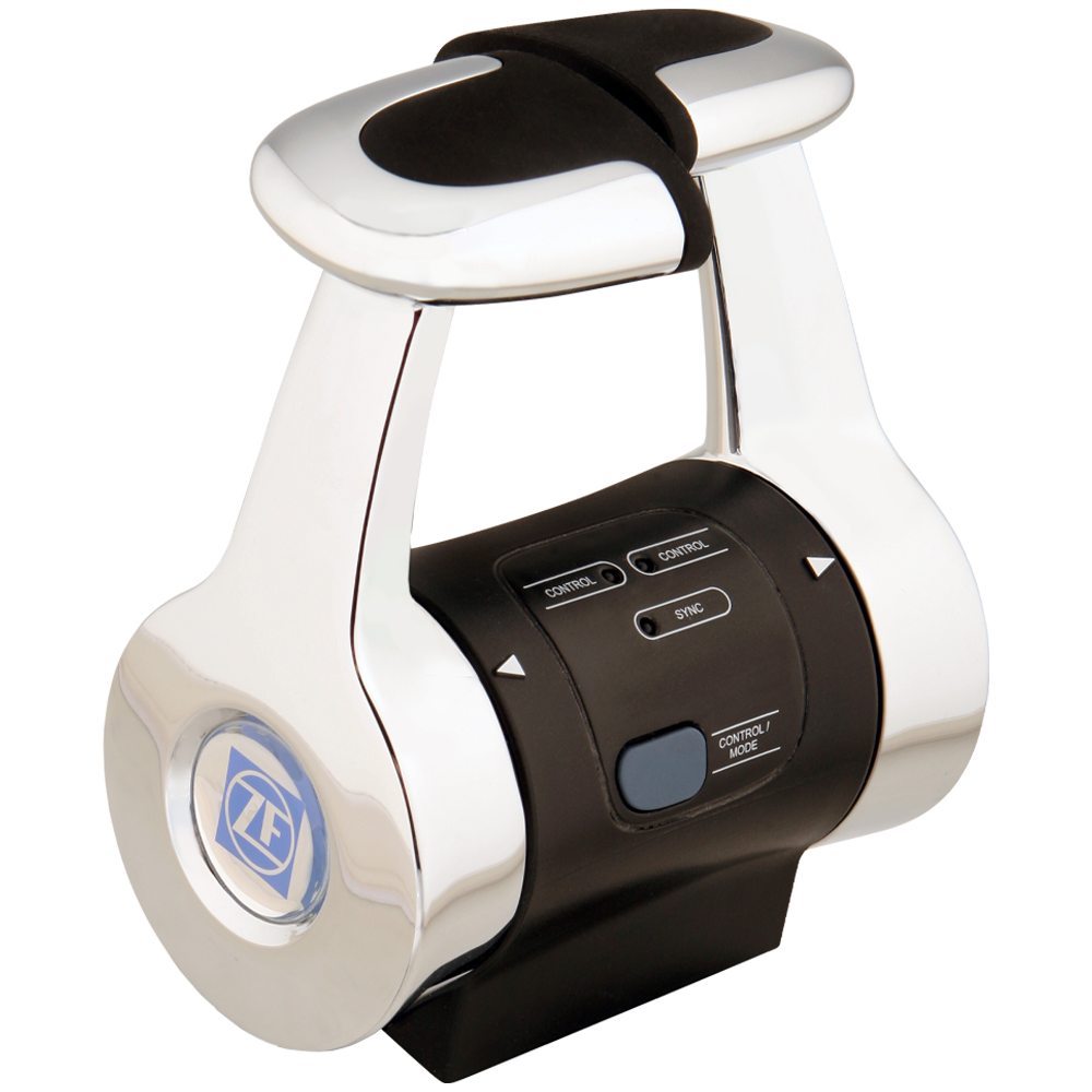 The MiniCommand 4200 control handle from ZF Marine Electronics