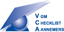 VCA - Checlist Aannemers