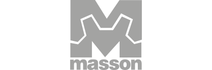 Logo leverancier Masson